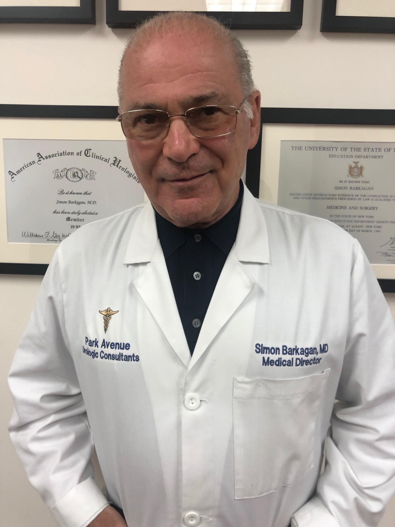 Dr. Simon Barkagan