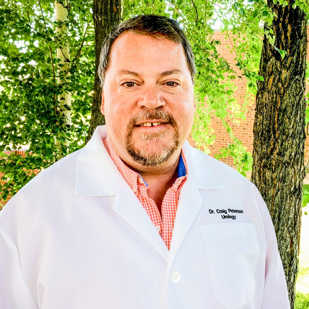 Dr. Craig Peterson