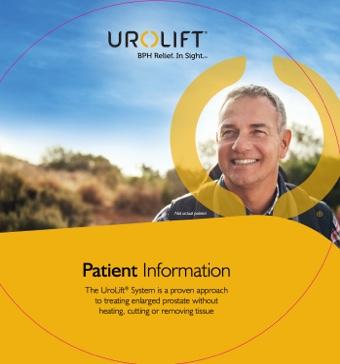 UroLift Patient Brochure